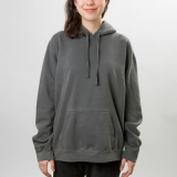 Garment Dyed Hooded Sweatshirt